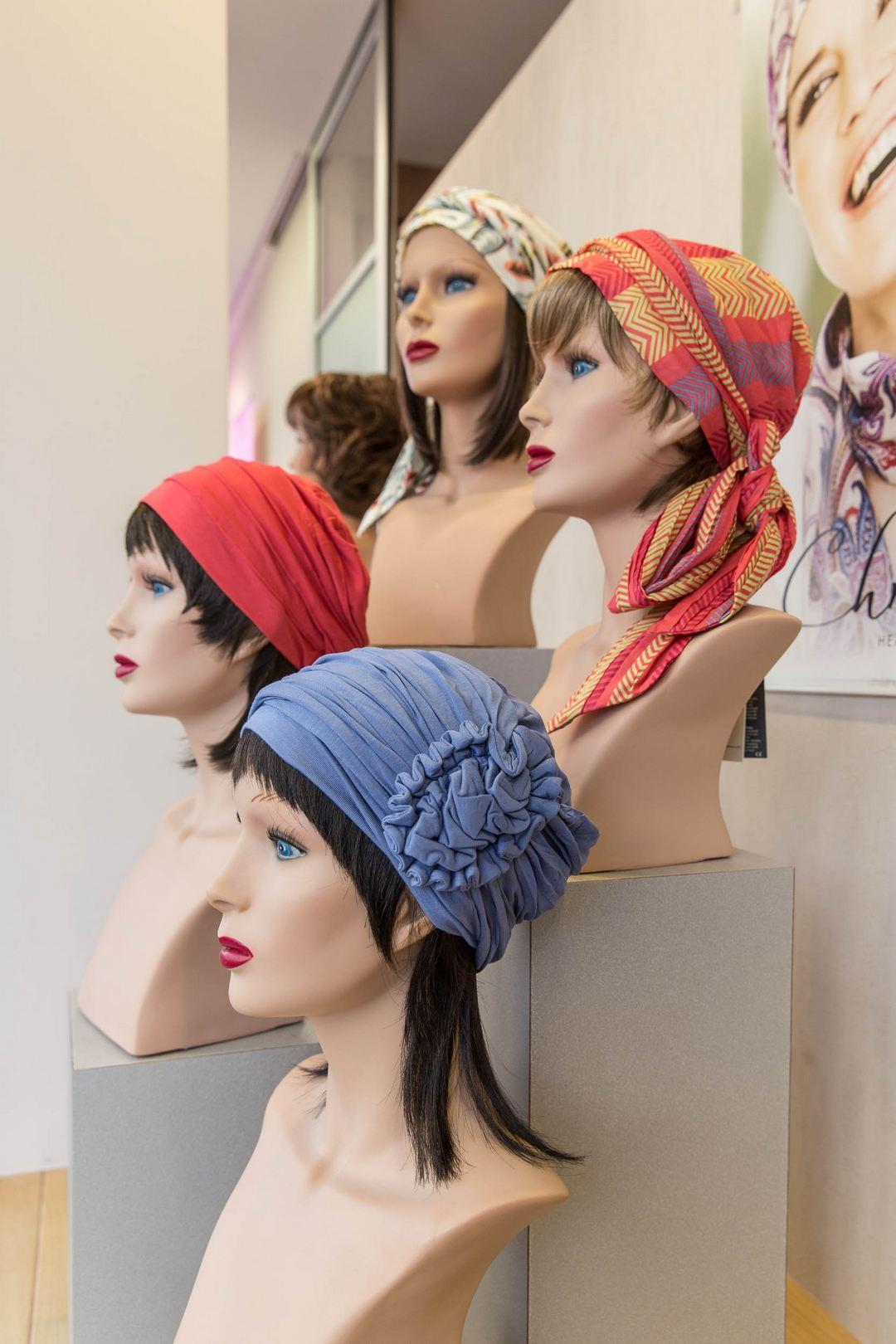 turbans & hoofddoekjes